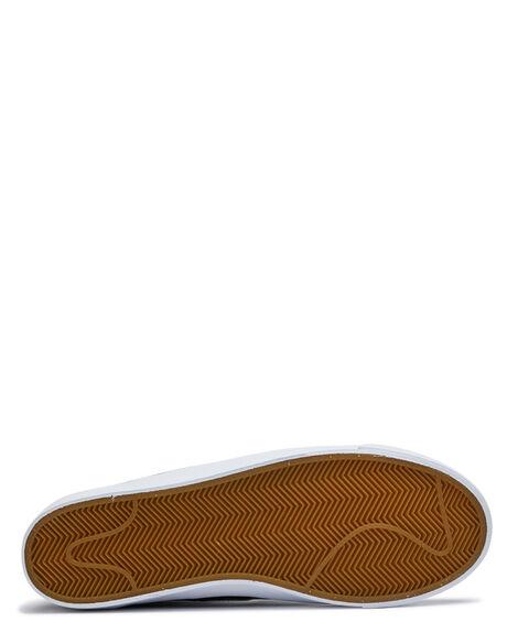 BLACK WHITE MENS FOOTWEAR NIKE SNEAKERS - DC7695-002