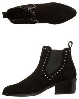 BLACK WOMENS FOOTWEAR ROC BOOTS BOOTS - UTAHBLKSU