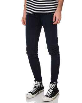 VAPOUR BLUE MENS CLOTHING CHEAP MONDAY JEANS - 0433718VAPBL