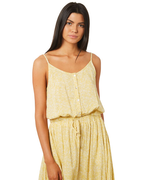 HONEY OUTLET WOMENS RUSTY FASHION TOPS - WSL0590-HON