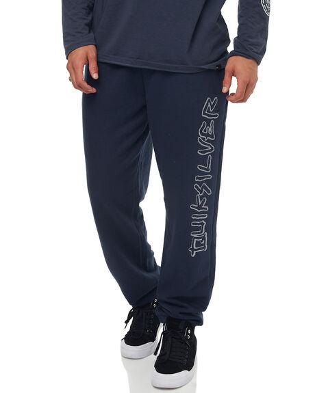 NAVY BLAZER MENS CLOTHING QUIKSILVER PANTS - EQYFB03137BYJ0