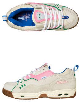 SILVER BURCH WOMENS FOOTWEAR GLOBE SNEAKERS - SSGBCTIVC14295W