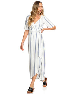 MARSHMALLOW WOMENS CLOTHING ROXY DRESSES - ERJWD03320WBT4