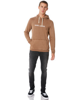 CLAY MENS CLOTHING BANKS JUMPERS - WFL0122CLY