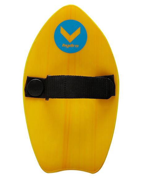 YELLOW ORANGE BOARDSPORTS SURF HYDRO ACCESSORIES - 79005YEOR