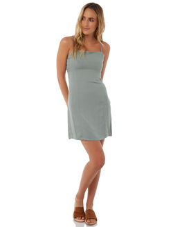 KHAKI WOMENS CLOTHING THE HIDDEN WAY DRESSES - H8174446KHAK
