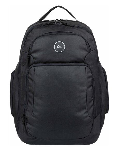 BLACK MENS ACCESSORIES QUIKSILVER BAGS - EQYBP03500KVJ0