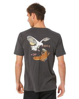 SLATE MENS CLOTHING BARNEY COOLS TEES - 107-Q220SLT