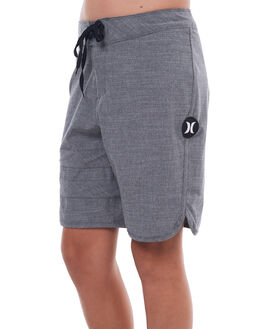 BLACK KIDS BOYS HURLEY BOARDSHORTS - ABBSBPH300A