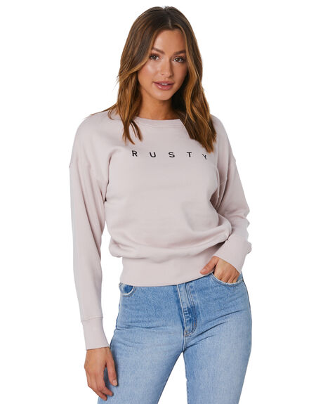 HUSHED VIOLET WOMENS CLOTHING RUSTY JUMPERS - FTL0730HUV