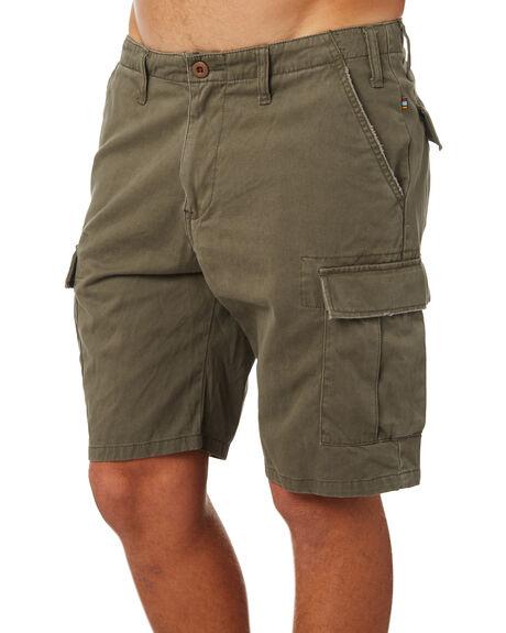 RIFLE GREEN MENS CLOTHING RUSTY SHORTS - WKM0911RFG