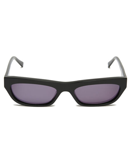 BLACK WOMENS ACCESSORIES KENDALL AND KYLIE SUNGLASSES - KK5054G-1BLK