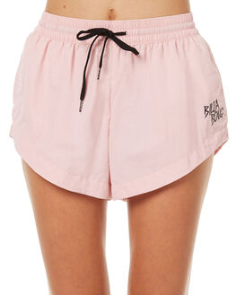 RETRO PINK WOMENS CLOTHING BILLABONG SHORTS - 6572367RE1