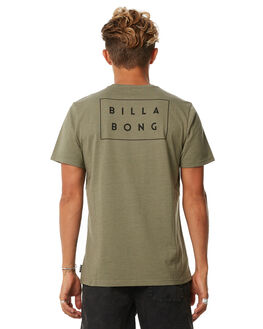 MILITARY MARLE MENS CLOTHING BILLABONG TEES - 9585006MMRL
