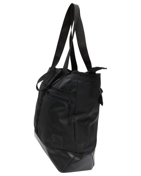 BLACK MENS ACCESSORIES QUIKSILVER BAGS + BACKPACKS - AQYBT03000-KVJ0