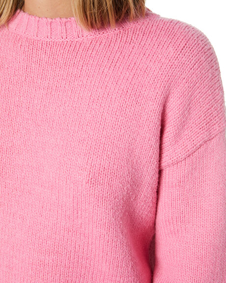 PINK WOMENS CLOTHING TIGERLILY KNITS + CARDIGANS - T303138PNK