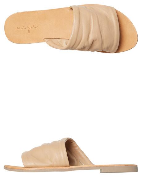 NUDE WOMENS FOOTWEAR URGE FASHION SANDALS - URG17155NUDE