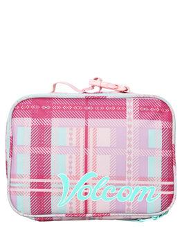 PETAL PINK KIDS GIRLS VOLCOM ACCESSORIES - E6741609PTPNK