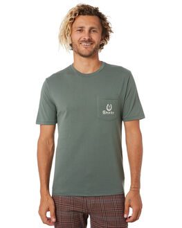 CYPRESS MENS CLOTHING BRIXTON TEES - 16143CYPRE