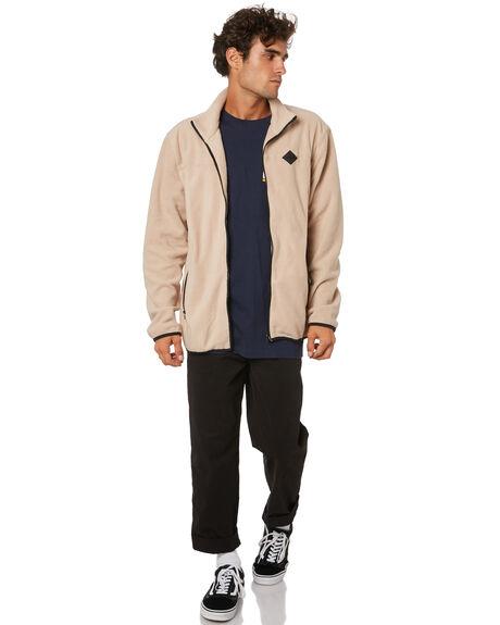 OAT FLEECE MENS CLOTHING RPM JACKETS - 21AM18AOTFL