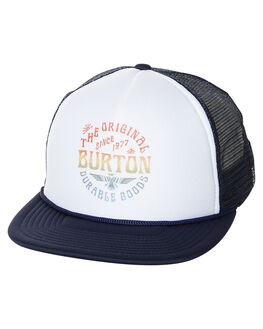 INDIGO MENS ACCESSORIES BURTON HEADWEAR - 137511400