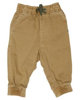 GRAVEL KIDS BOYS BILLABONG PANTS - 7595302GRAV