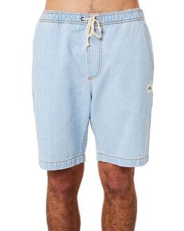 BONE BLUE MENS CLOTHING RUSTY SHORTS - WKM0910BOB