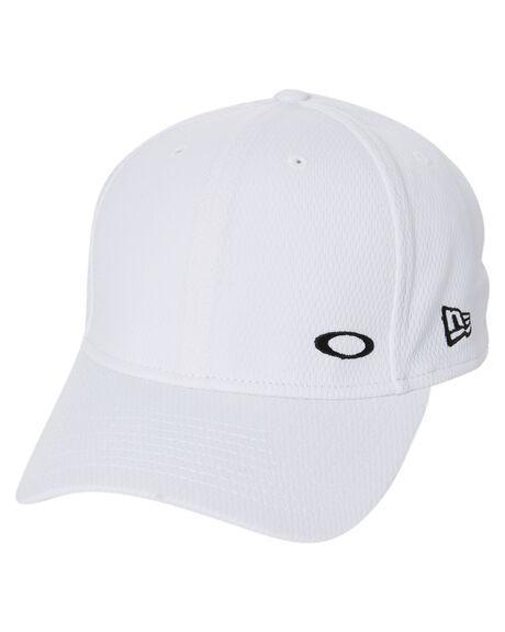 WHITE MENS ACCESSORIES OAKLEY HEADWEAR - FOS900269100