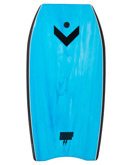 BLACK BLUE BOARDSPORTS SURF HYDRO BODYBOARDS - ZB18-HYD-045BLKBL