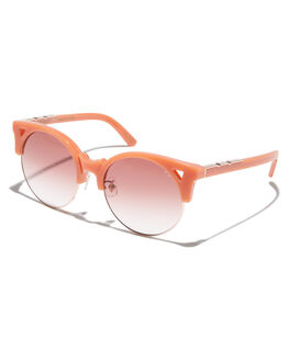 CORAL ROSE GOLD WOMENS ACCESSORIES PARED EYEWEAR SUNGLASSES - PE1601CRCORGD