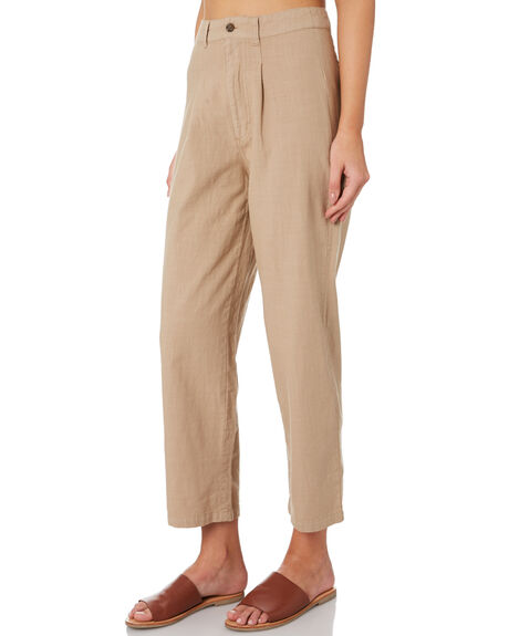 TAUPE OUTLET WOMENS SWELL PANTS - S8201192TAUPE