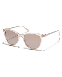 FLESH WOMENS ACCESSORIES RAEN SUNGLASSES - NOR-0140BRNSLV