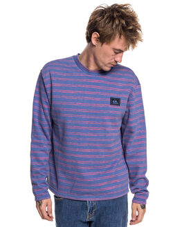 BIJOU BLUE ORIGINAL MENS CLOTHING QUIKSILVER JUMPERS - EQYFT03854BNG6
