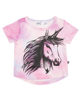 ACID KIDS TODDLER GIRLS KISSED BY RADICOOL TEES - KR0817ACD