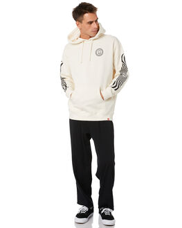 BONE WHITE MENS CLOTHING SPITFIRE JUMPERS - 53110096ABNWHT
