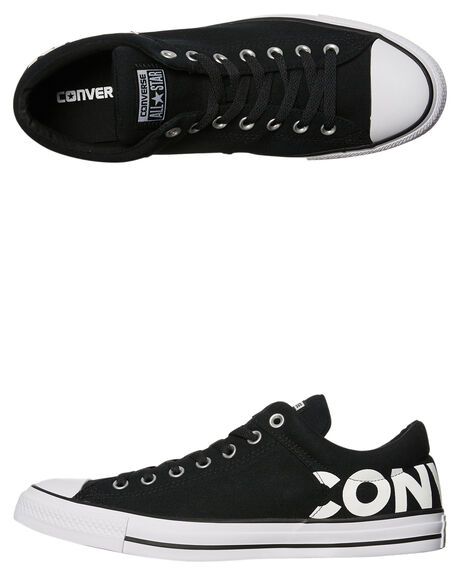 91ff7fd95a2772 Converse Chuck Taylor All Star High Street Low Top Shoe - White ...