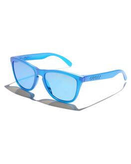 XRAY BLUE PRIZM MENS ACCESSORIES OAKLEY SUNGLASSES - OO9013-C755XRBLU