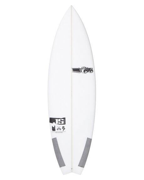 CLEAR BOARDSPORTS SURF JS INDUSTRIES SURFBOARDS - JSRUNRLCUST