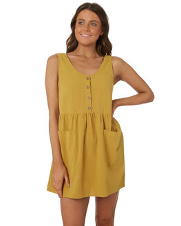 PLANTAIN WOMENS CLOTHING RHYTHM DRESSES - OCT18W-DR03PLA