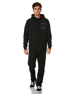 NEW BLACK MENS CLOTHING VOLCOM JUMPERS - A4112002NBK