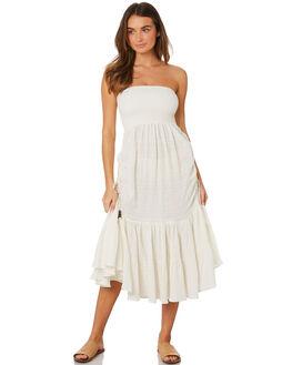 BLANC WOMENS CLOTHING TIGERLILY DRESSES - T391274BLN