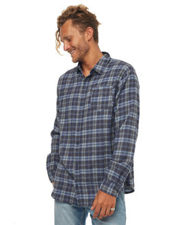 NAVY MENS CLOTHING RIP CURL SHIRTS - CSHJO10049