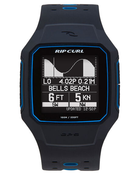 BLUE MENS ACCESSORIES RIP CURL WATCHES - A11440070