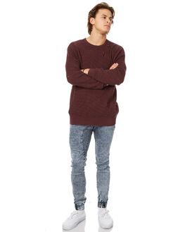 BLONDE MENS CLOTHING ZANEROBE PANTS - 712-RISEBLND