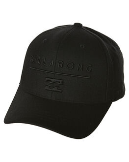 BLACK OUTLET MENS BILLABONG HEADWEAR - 9661301ABLK