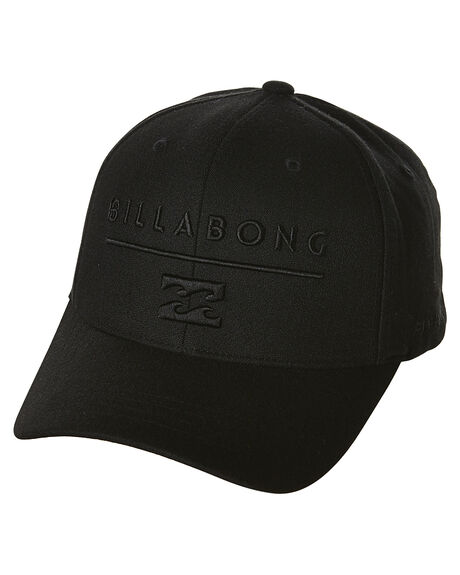 BLACK MENS ACCESSORIES BILLABONG HEADWEAR - 9661301ABLK