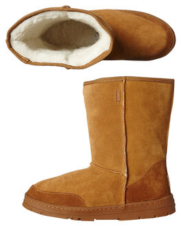 TAN MENS FOOTWEAR BILLABONG UGG BOOTS - 9665951TAN