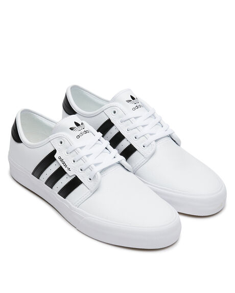 WHITE MENS FOOTWEAR ADIDAS SNEAKERS - FX8629FWHT