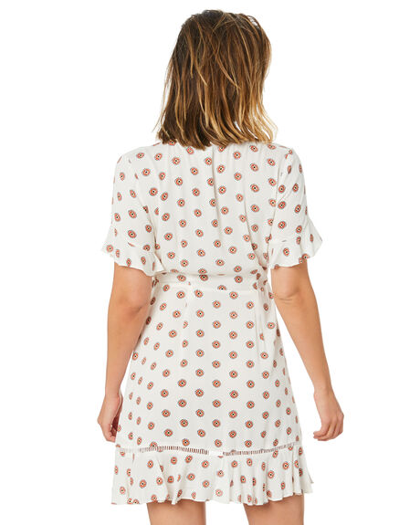IVORY WOMENS CLOTHING TIGERLILY DRESSES - T303426IVY