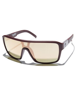RED WOOD ROSE GOLD MENS ACCESSORIES DRAGON SUNGLASSES - 22505-407RWRG